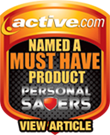 Personal Savers Named A Must Have Product. View Active.com Article